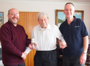 celebrate his 70 years in Masonry